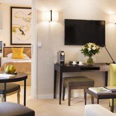 Hotel Balmoral - Champs Elysees 4* Стандартный номер с различными типами кроватей фото 3