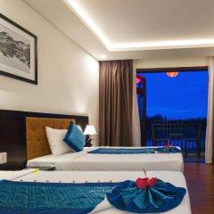 Pearl River Hoi An Hotel & Spa 3* Номер Делюкс с различными типами кроватей фото 16