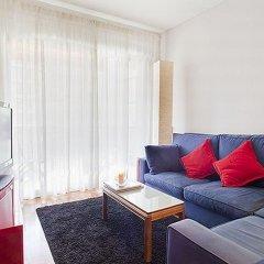 Отель Livingstone Барселона комната для гостей фото 4