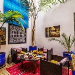 Отель Riad Dar Aby Марокко, Марракеш - отзывы, цены и фото номеров - забронировать отель Riad Dar Aby онлайн питание фото 3