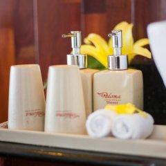 Отель Halong Paloma Cruise 4* Представительский люкс с различными типами кроватей фото 5