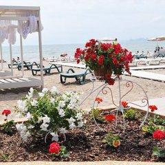 Гостиница Malibu Beach Complex пляж фото 2