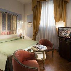 Hotel Tornabuoni Beacci 4* Улучшенный номер с различными типами кроватей фото 4