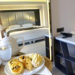 Smart Hotel Izmir 4* Номер Бизнес с различными типами кроватей фото 10