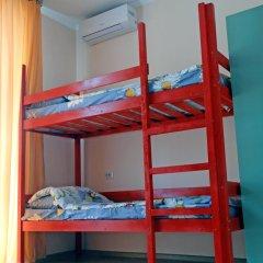 Хостел Мир Без Границ Кровать в общем номере с двухъярусной кроватью фото 24
