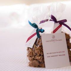 Отель Worldhotel Cristoforo Colombo 4* Улучшенный номер с различными типами кроватей фото 5