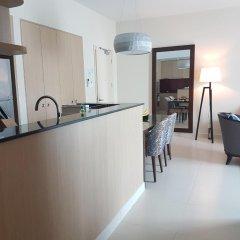 Отель Somerset Ho Chi Minh City 4* Улучшенные апартаменты с различными типами кроватей фото 8