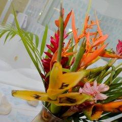 Отель Ackee Tree Sea View Villa Ямайка, Порт Антонио - отзывы, цены и фото номеров - забронировать отель Ackee Tree Sea View Villa онлайн интерьер отеля