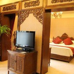 Beijing Dongfang Hotel 3* Стандартный номер с различными типами кроватей фото 4