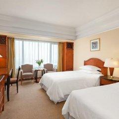 Sheraton Xian Hotel 4* Номер Делюкс с различными типами кроватей фото 2