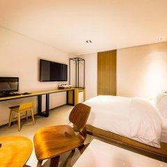 Seocho Cancun Hotel 2* Люкс с различными типами кроватей фото 2