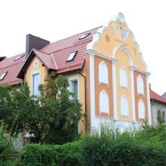 Гостевой Дом Альбертина вид на фасад фото 5