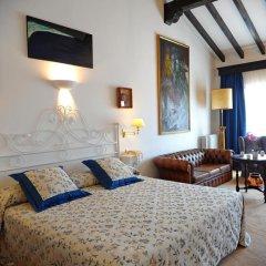 Отель San Román de Escalante 4* Улучшенный номер с различными типами кроватей фото 8