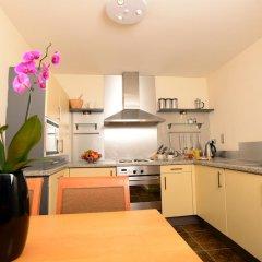 Отель Holyrood Aparthotel 4* Апартаменты с различными типами кроватей фото 5