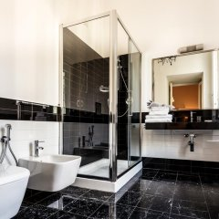 Отель Cagliari Boutique Rooms 4* Стандартный номер с различными типами кроватей фото 5