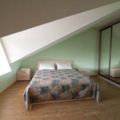 Мини-Отель Зелёный берег Стандартный номер с двуспальной кроватью (общая ванная комната) фото 2