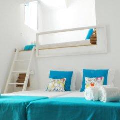 Ale-Hop Albufeira Hostel Улучшенный номер с различными типами кроватей фото 3