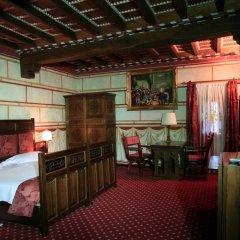 Отель Castello Di Pavone Люкс с разными типами кроватей