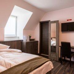 Отель Bürgerhofhotel 3* Стандартный номер с различными типами кроватей фото 10