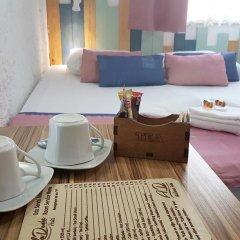 AlaDeniz Hotel 2* Номер Делюкс с двуспальной кроватью фото 30