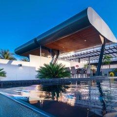 Отель AQUA Villas Rawai 4* Стандартный номер с разными типами кроватей фото 7