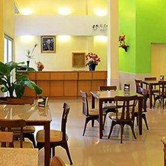 Отель Cozy Villa Бангкок питание