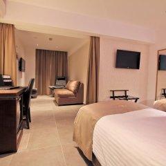 Achilleos City Hotel 2* Улучшенный номер с 2 отдельными кроватями