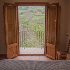 Отель Hostal Les Roquetes Керальбс балкон