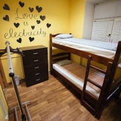 Prosto hostel Кровать в мужском общем номере с двухъярусной кроватью фото 6