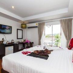 Отель Silver Resortel Номер Делюкс с двуспальной кроватью фото 4