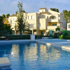Отель Apartamentos Venecia бассейн фото 3