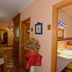 Hotel-Posada La Casa de Frama ванная фото 2