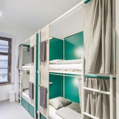 Flow Hostel Кровать в общем номере фото 10
