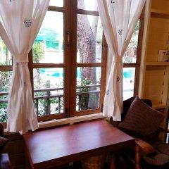 Отель Deeden Pattaya Resort 3* Бунгало Делюкс с различными типами кроватей