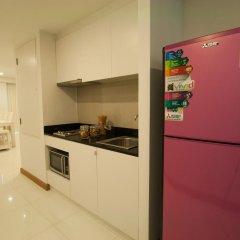 Отель Rocco Huahin Condominium Апартаменты с 2 отдельными кроватями фото 23