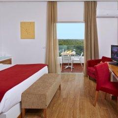 Hotel Alcazar Beach & SPA 4* Стандартный номер разные типы кроватей фото 3