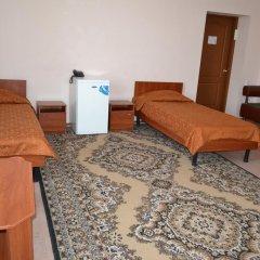 Гостиница Мотель Транзит Номер с общей ванной комнатой с различными типами кроватей (общая ванная комната) фото 4
