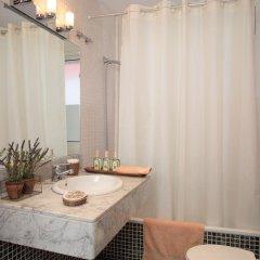 Отель Classbedroom Apartments III Испания, Барселона - отзывы, цены и фото номеров - забронировать отель Classbedroom Apartments III онлайн ванная фото 2