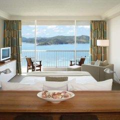 Reef View Hotel 4* Люкс с различными типами кроватей