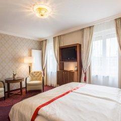 Hotel Stefanie 4* Улучшенный номер с двуспальной кроватью фото 2