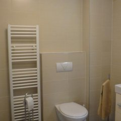 Отель Monolocale SuperAccessoriato Меран ванная