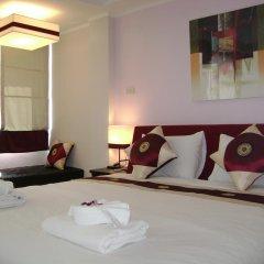 Апартаменты Kata Beach Studio Улучшенная студия с различными типами кроватей фото 12
