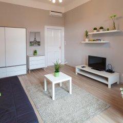 Апартаменты Mentha Apartments Будапешт комната для гостей фото 2