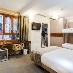 Отель Petit Palace Tamarises 3* Стандартный номер с различными типами кроватей фото 4