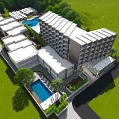 Oceanis Park Hotel - All Inclusive спортивное сооружение