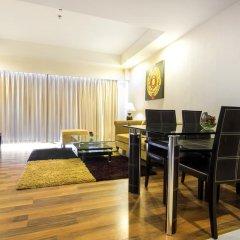 Отель D Varee Jomtien Beach 4* Улучшенный номер с двуспальной кроватью фото 9