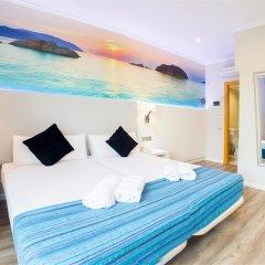 Отель Hostal Boqueria Стандартный номер с двуспальной кроватью фото 7