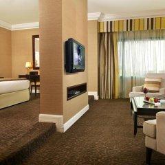 Отель Roda Al Bustan Люкс с различными типами кроватей фото 4