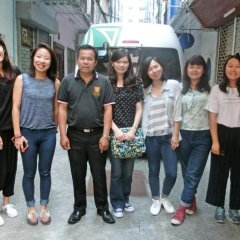 Home Base Hostel Adults Only Бангкок помещение для мероприятий