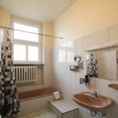 Отель Hotelpension Margrit 2* Стандартный номер с двуспальной кроватью фото 4